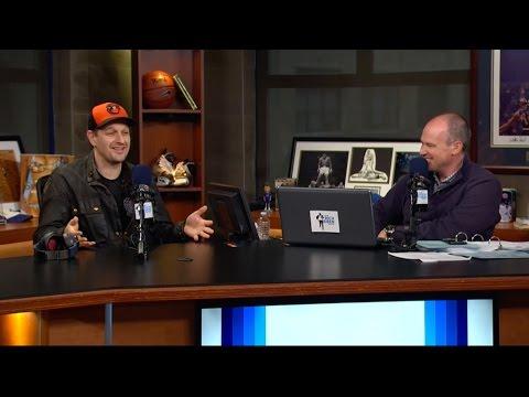 Actor Josh Charles Talks Baltimore Ravens, Orioles & More in Studio  22516