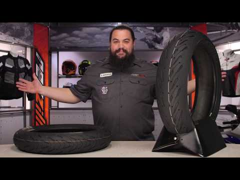 Michelin Road 5 Tires Review at RevZilla.com