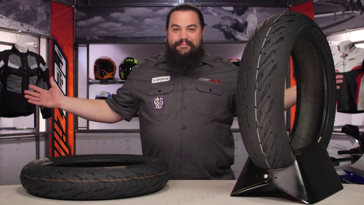 Michelin Road 5 Tires Review At
