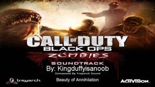 Call of Duty Black Ops Soundtrack - Beauty of annihilation (7/20) HD