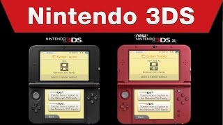 New Nintendo 3DS XL System Transfer