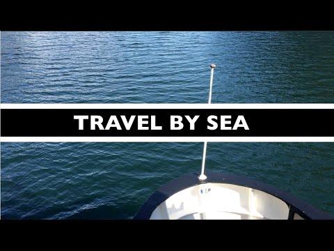 Bergen: Travel By Sea