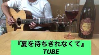 『夏を待ちきれなくて』 TUBE by 酔っぱらいの弾き語り