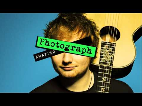 Amazing Photograph Ed Sheeran  Matt Cardle mashup