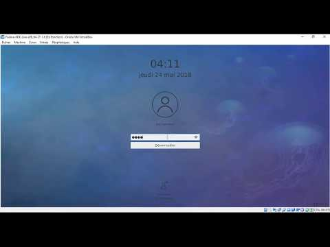 Installation & Configuration SSH Sous Fedora Server 27