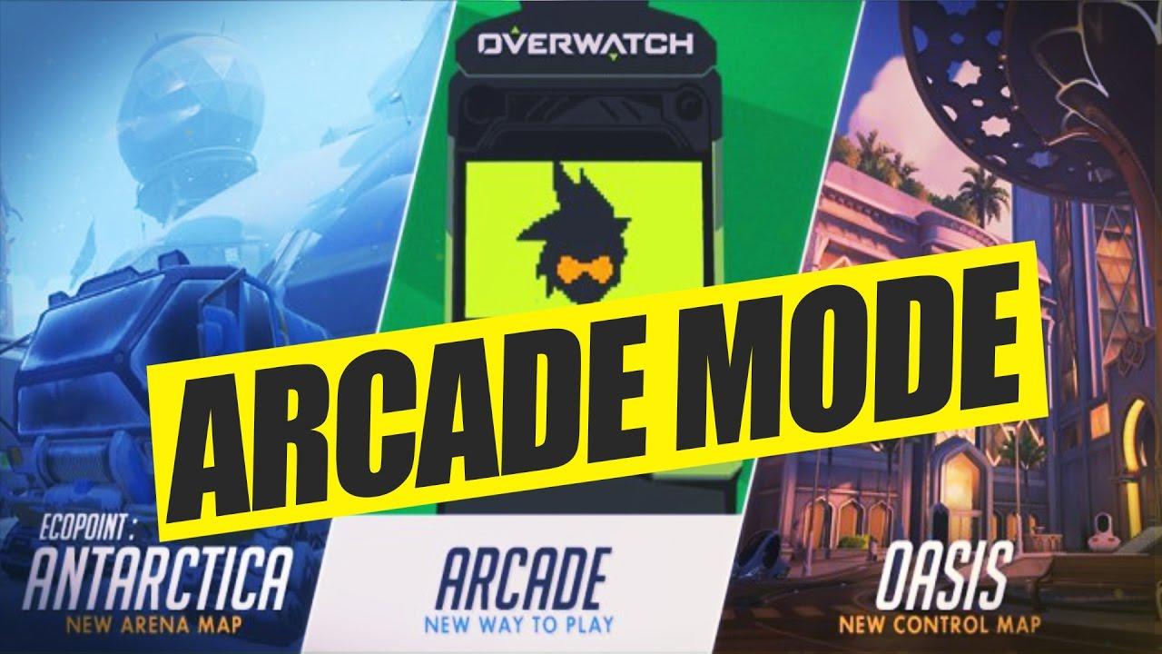 Overwatch Karten