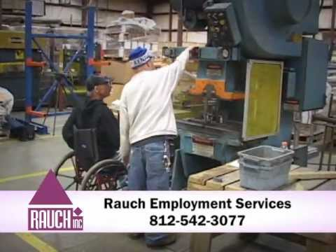 Rauch Employment Services Commercial