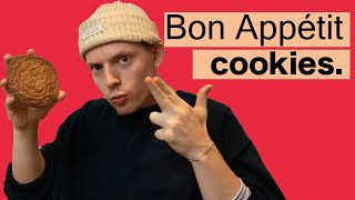 I make Bon Appetit's chocolate chip cookies whilst talking about GUN CONTROL - Serious Cooking