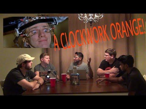A Clockwork Orange REVIEW!