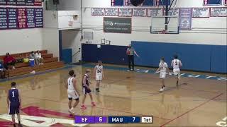 Varsity MAU Basketball //  03/05/21