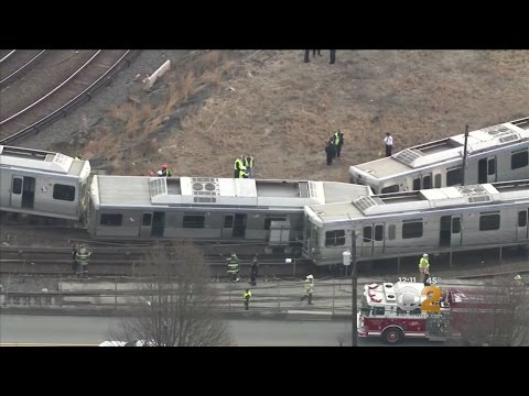 SEPTA Trains Collide In Philadelphia