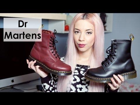 Dr Marten Serena Unboxing & Comparison