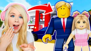 I GOT ADOPTED BY THE MAYOR IN BROOKHAVEN! (ROBLOX BROOKHAVEN RP)