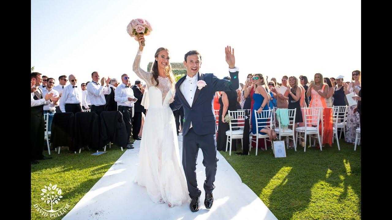 Hannah Andrews Jewish Wedding At Chateau De Castellaras Cannes