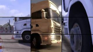 Scania Truck Driving Simulator: The Game Official Trailer