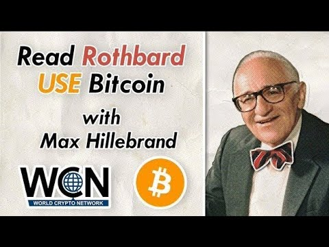 Bitcoin's Inelastic Money Supply, Stephan Livera ~ Read Rothbard, Use Bitcoin