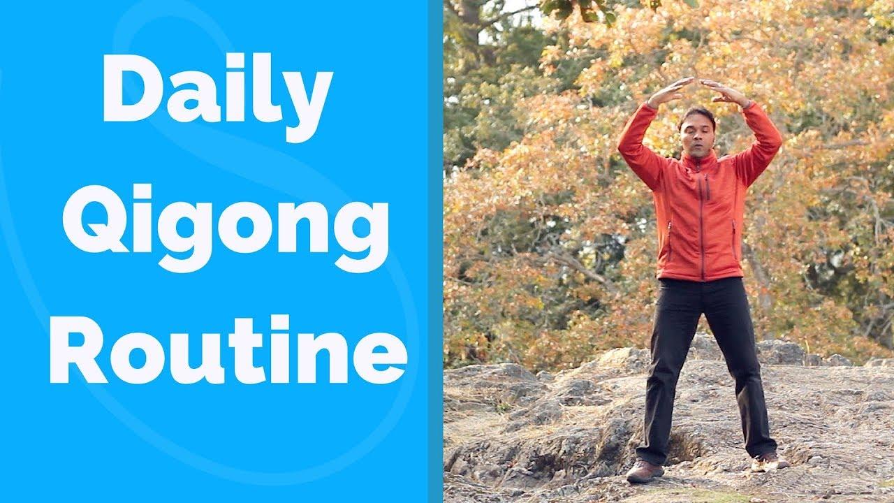 qigong exercises on youtube