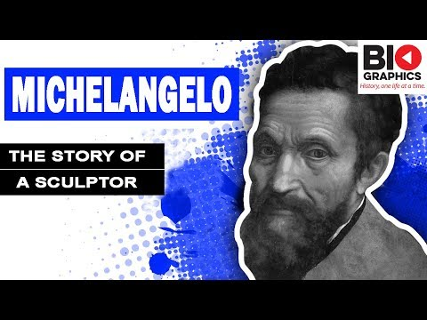 Michelangelo: The Story of a Sculptor (Michelangelo Biography)