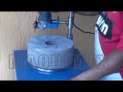 maquinas tortilladoras, molinos, rallador de piedra