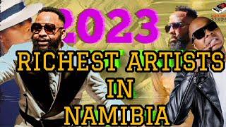 Richest artist in Namibia 2020