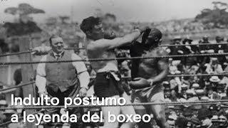 Trump indulta, de forma póstuma, al boxeador Jack Johnson - Despierta con Loret