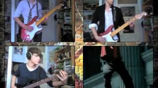 Sk8er Boi - Avril Lavigne (Bass & Guitar Cover)