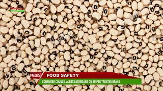 CONSUMER COUNCIL ALERTS NIGERIANS ON SNIPER-TREATED BEANS