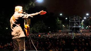Pedro Aznar - Dulce 3 Nocturno Puentes Amarillos (Plaza Italia) Celebrando a Spinetta