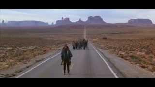 Forrest Gump running. Corre Forrest Corre. (Mejores Escenas)