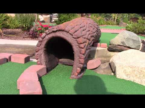World Class Mini Golf