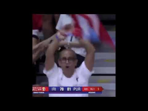 2019男篮世界杯首次绝杀诞生