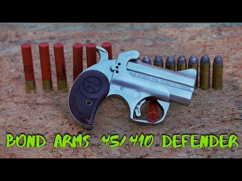 Bond Arms Defender .45 Colt/.410 Derringer