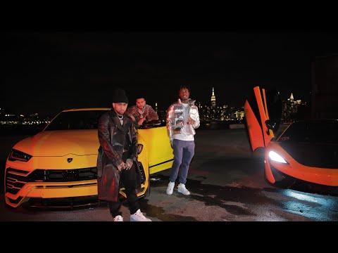 Bryant Myers – Gan-Ga (Uptown Remix) feat. French Montana & Lil Tjay