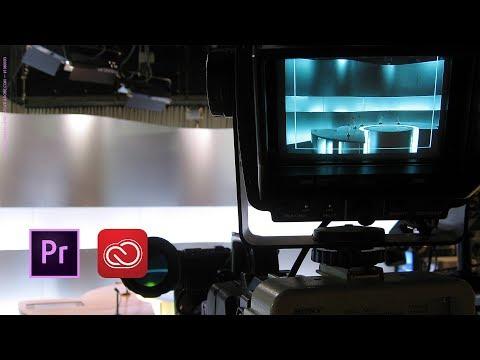 Mon premier journal télé autour de Premiere Pro | Adobe France