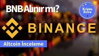 Binance Coin (BNB) Nedir? BNB Token İncelemesi (25 Nisan 2018)