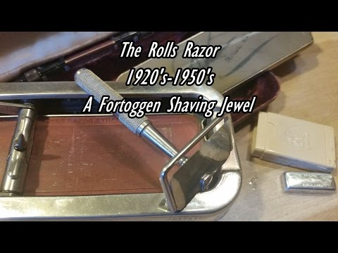 Rolls Razor - The Forgotten Jewel of Wet Shaving