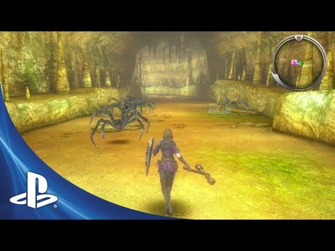 Valhalla Knights 3 coming to PS Vita via retail, PS Store Oct. 15