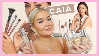 TESTAR CAIAS NYA FOUNDATION & CONCEALER