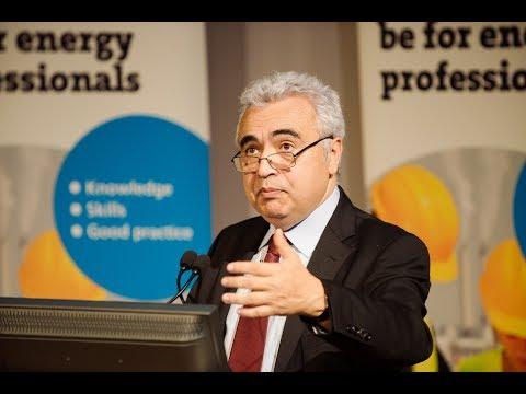 Melchett Lecture 2017 - Dr Fatih Birol
