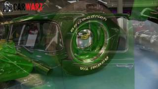 1956 Ford 100 Truck At The Speed And Custom Car Show London Ontario 2017