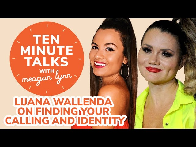 High Wire Walker Lijana Wallenda on Finding Your Calling and Identity
