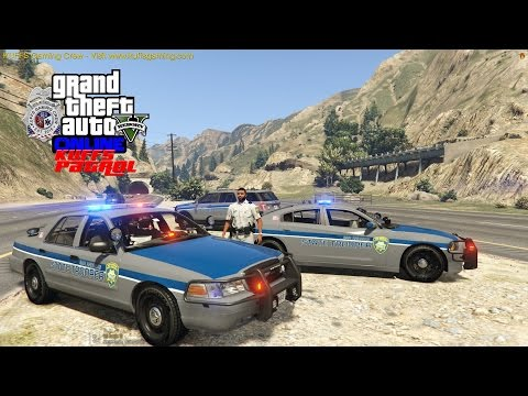 GTA 5 KUFFS Patrol #30 | Live Police Roleplay With The KUFFS Gaming Crew | San Andreas State Trooper