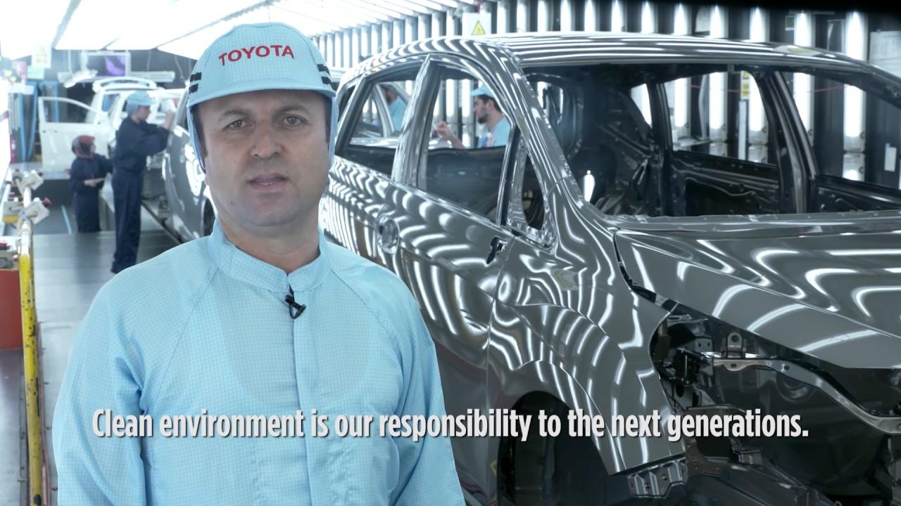 Toyota Motor Manufacturing Turkey Introduction Movie 2016
