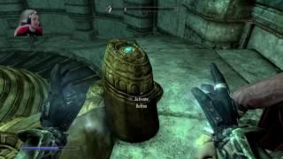 Expert Difficulty Elder Scrolls V Skyrim Special Edition #20  Ps4 720p