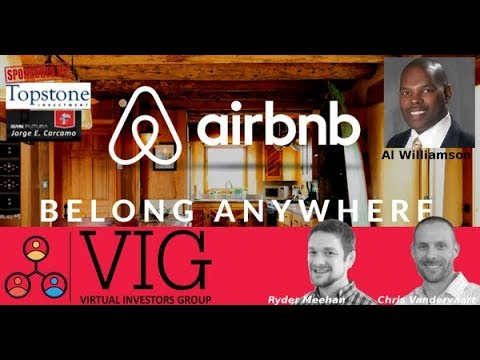 Maximizing Profits through Airbnb, Short-Term and Corporate Rentals w/ Al Williamson