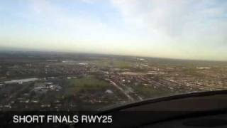 Cessna Mustang C510 RAF Northolt