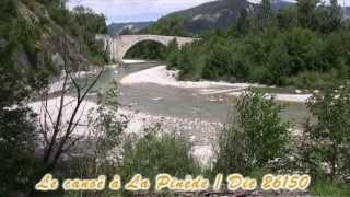 Camping la Pinède : Descente en Canöé-Kayak de la Drôme