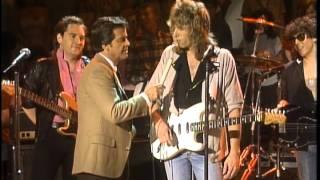 Dick Clark Interviews Michael Furlong- American Bandstand 1984