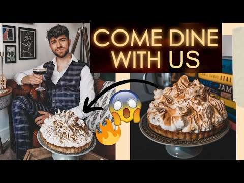 come-dine-with-us-|-youtube-dinner-party-with-kate-mccabe-and-mr-carrington-|-#youtubers4nhsheroes