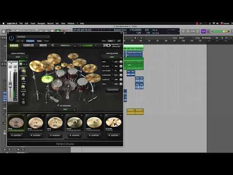 perfect drum, PettinHouse - Direct Guitar 3 Funky, Ik multimedia modo bass